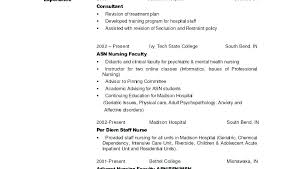 Entry Level Rn Resume Examples Sample Of Nursing Resume Entry Level ...