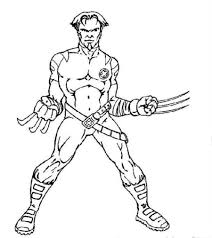 Printable drawings and coloring pages. Free Printable X Men Coloring Pages For Kids Coloring Home