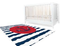 nautical area rug 5x8