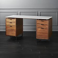 table desks office. Fullerton Modular Desk With 2 Drawers Table Desks Office
