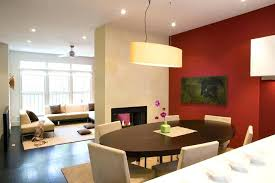 accent wall decor red dining room wall decor fireplace accent wall ideas dining room contemporary with