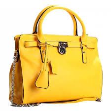 italian leather yellow