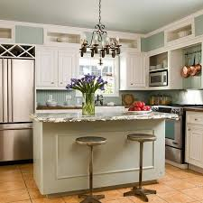 Small Kitchen With Island Design Ideas And Best Kitchen Design Filled By  Great Environment And Good