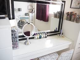 Famed My Make Up Storagevanitybedroom Tour Expat Make Up Addict Plus Make  Up Storage Ideas Ikea