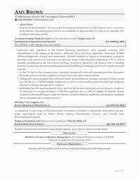 Admin Executive Resume Sample Awesome Sample Resume Format For Hr