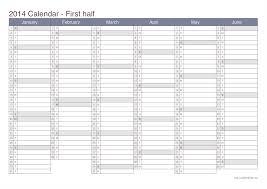 Календарь на 2014 год продолжение. 2014 Printable Calendar Pdf Or Excel Icalendars Net