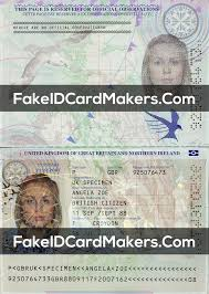 Us Passport Template Psd Uk Passport Template Psd New Fake Uk Proof Of Addpress