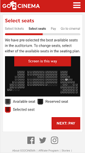Javascript Interactive Seating Chart How To Implement Seat Selection On Small Screen Mobile