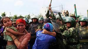Çin Doğu Türkistan zulmü için ABD'ye meydan okudu: İç mesele!