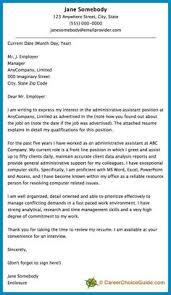 Sample Application Letter For Any Position Pdf Best Letter
