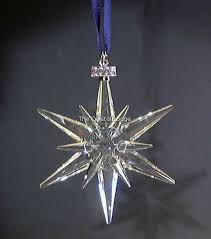 SWAROVSKI 2005 CHRISTMAS ORNAMENT 680502