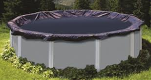 Winter Pool Covers Leisure Aquatic Products Byron MN
