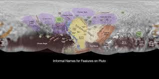 Resultado de imagen de regiones de pluton