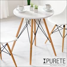 high design round dining table table wooden scandinavian round table round round dining table modern dining cafe bar table round white white