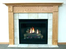fake fireplace logs battery operated s powered insert photo 4 home depot