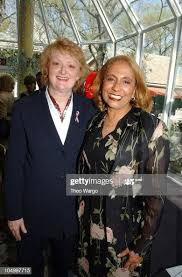 National President Joan Gerberding and Kathy Hughes News Photo - Getty  Images