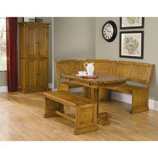 corner bench dining table set image