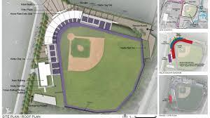 Washington Huskies Baseball New Husky Ballpark Under