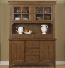 ... Hearthstone Mission Style Buffet With China Hutch By Liberty Furniture  Country Hutch Decorating Ideas ...