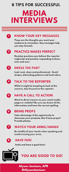 tips for successful media interviews stalwart communications 8 tips for successful media interviews