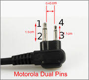 motorola m plug pin mono pole speakermic schematic i need to build speaker mic from zero using chines case i have correct 4 wire cable