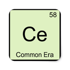 common era gifts on zazzle ce common era chemistry element symbol funny tee square sticker