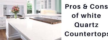 quartz kitchen worktops pros cons of white quartz countertops