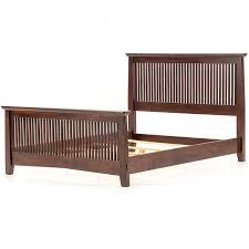 Queen Size Mission Style Bed Frame by American Signature Furniture ...