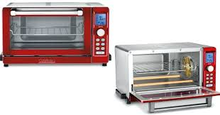 red toaster oven stone liter digital rotisserie and convection oven kitchenaid empire