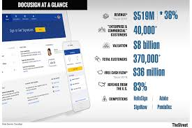 Docusigns Ceo We Still Have A Lot Of Room To Grow Thestreet