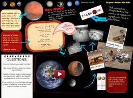 Design Your Own Planet Mars En Mars Moons Planets Rover Glogster Edu