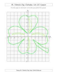 Blank Coordinate Plane Math The St Day Kindergarten