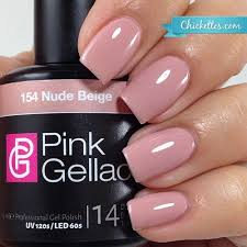 Neutral Gel Polish Shades For Spring Chickettes Natural