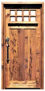 Wood 6 Panel Exterior Doors BEST HOUSE DESIGN  Wood Panel Doors Solid Wood Exterior Doors Home Depot