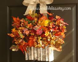 thanksgiving front door decorationsfall wreath fall wreaths Thanksgiving wreaths for front door