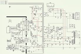 samsung slim tv diagram pdf circuit and wiring schematic diagram for samsing slim crt tv smps schematic