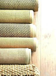 sisal seagrass difference jute or rug and rugs backing image titled choose between step 1