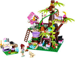 LEGO Friends 41059  Jungle Tree House  More Information Anu2026  FlickrFriends Lego Treehouse