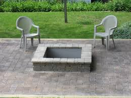 square paver patio with fire pit. Simple Patio Patio Fire Pit Designs Ideas Winning Fire Pit Square Insertjpg Home Tips  Decoration On Square Paver With E