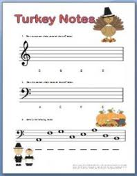 Learn about piano theory keyboard with free interactive flashcards. Thanksgiving Music Worksheets 9 Fun Free Printables For Kids