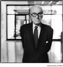 famous architects. Collect This Idea Philip Johnson Portrait2 Famous Architects