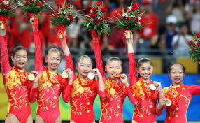 many questioned the ages of the chinese gymnasts in 2008