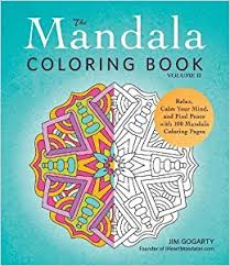 Small Picture Amazoncom 2 The Mandala Coloring Book Volume II Relax Calm