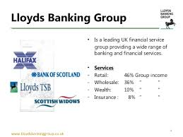 Lloyds Banking Group Organisational Structure Chart Lloyds Banking Group Theoretical Approach