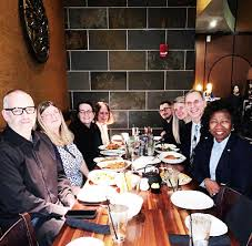 """National Environmental Health Association (NEHA) on Twitter: """"@nehaorg  President Dr. Priscilla Oliver had the pleasure of meeting with New Jersey  Environmental Health Association President Lynette Medeiros and other  leaders at the #NJEHA"""