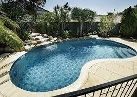 backyard with pool design ideas. Wonderful With Backyard Swimming Pool Tiles 6 AWESOME BACKYARD POOL DESIGN IDEAS For 2018  Remodel And With Design Ideas C
