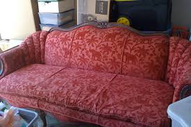 Remaking a Vintage Couch