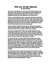 short story analysis essay example of a literary analysis essay a short story
