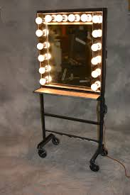 awesome portable vanity mirror with light beauty prop accessory makeup suitcase uk philippine illuminated impression