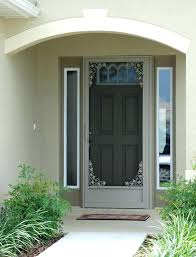 patio screen door doors modern front sliding